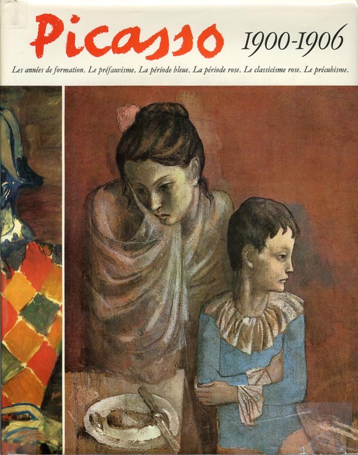 Picasso 1900-1906. Catalogue raisonne de l'oeuvre peint. 1900, 1901, 1906: Pierre Daix. 1902 à 1905: Georges Boudaille