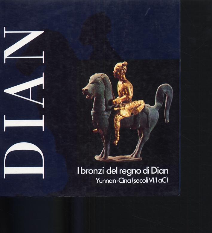 I Bronzi del Regno di Dian. Dian. Yunnan, Cina (secoli VI/I aC)