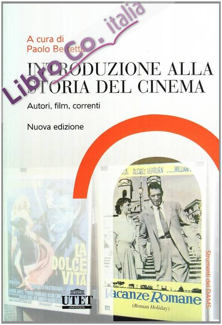 Introduzione alla storia del cinema.