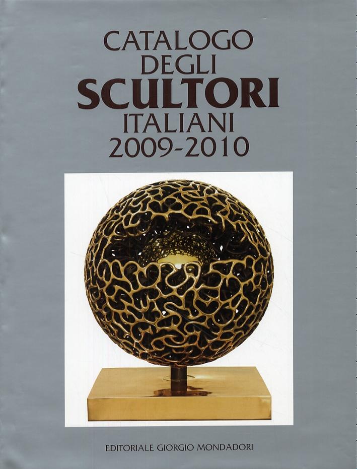 Catalogo degli scultori italiani 2009-2010