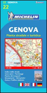 Genova 1:8.000.