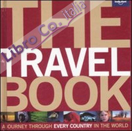 The travel book. A journey through every country in the Worl. Small format.