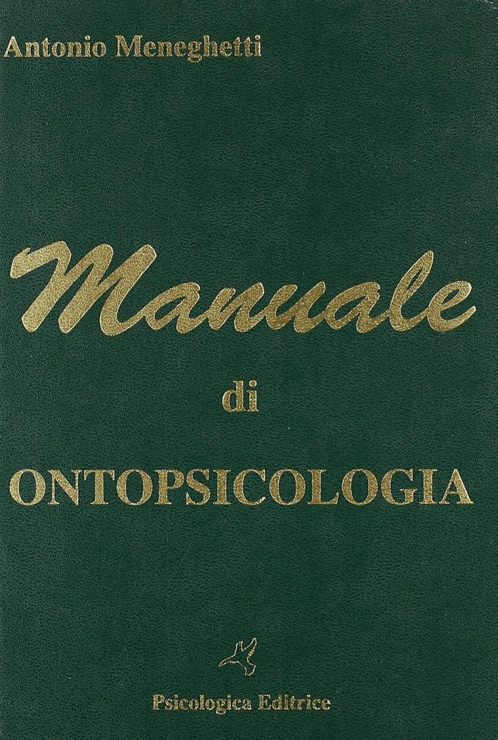 Manuale di ontopsicologia.