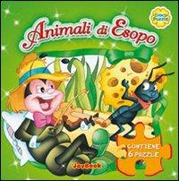 Animali di Esopo. Ediz. illustrata