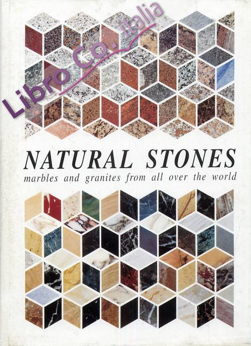 Natural stones. Marbles and granites from all over the world.