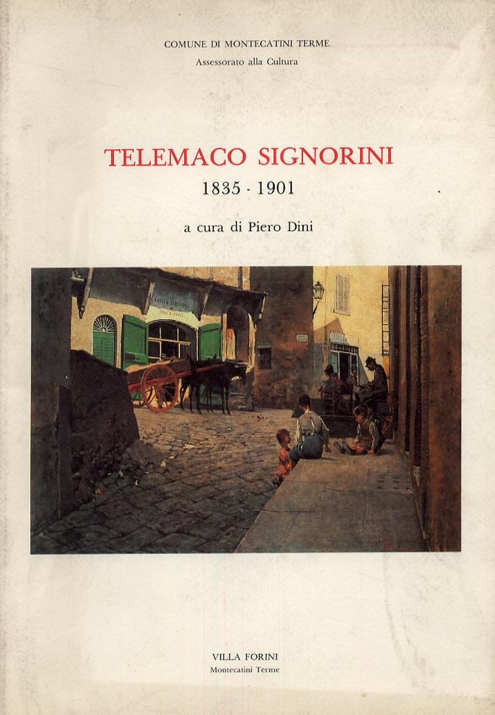 Telemaco Signorini 1835-1901