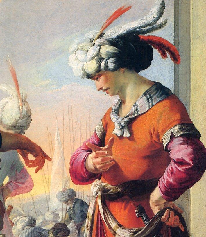 Le peinture francaise du XVII siècle. Dans les collections américaines