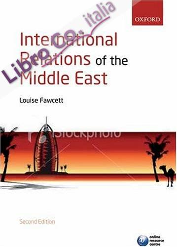 International Relations of the Middle East.
