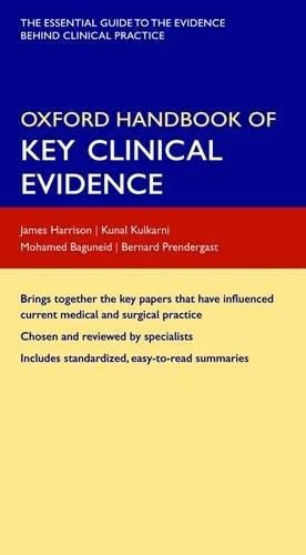 Oxford Handbook of Key Clinical Evidence.