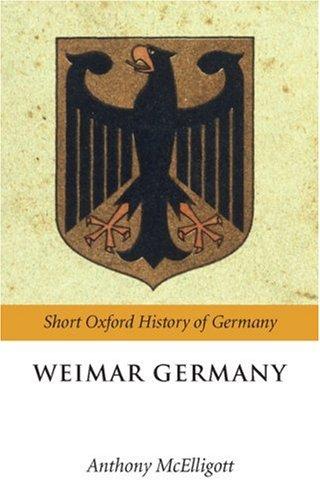 Weimar Germany.