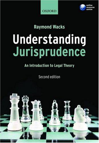 Understanding Jurisprudence.