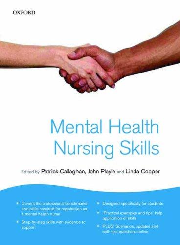 Mental Health Nursing Skills.