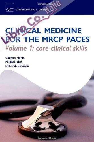 Medical Cases For The MRCP PACES Vol 1.