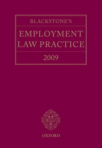 Blackstone's Employment Law Practice.