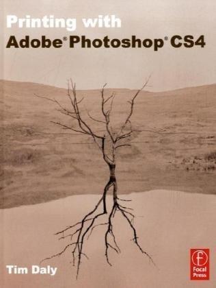 Printing with Adobe Photoshop CS4.