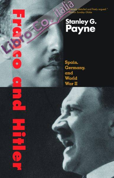 Franco and Hitler.