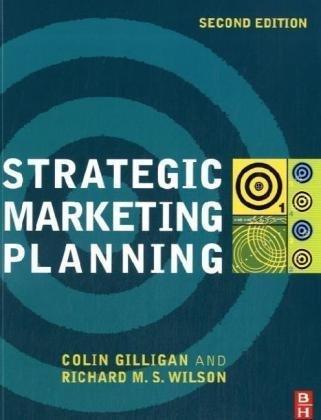 Strategic Marketing Planning.