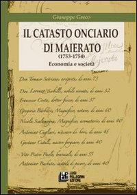 Il catasto onciario di Maierato (1753-1754)  Economia e società