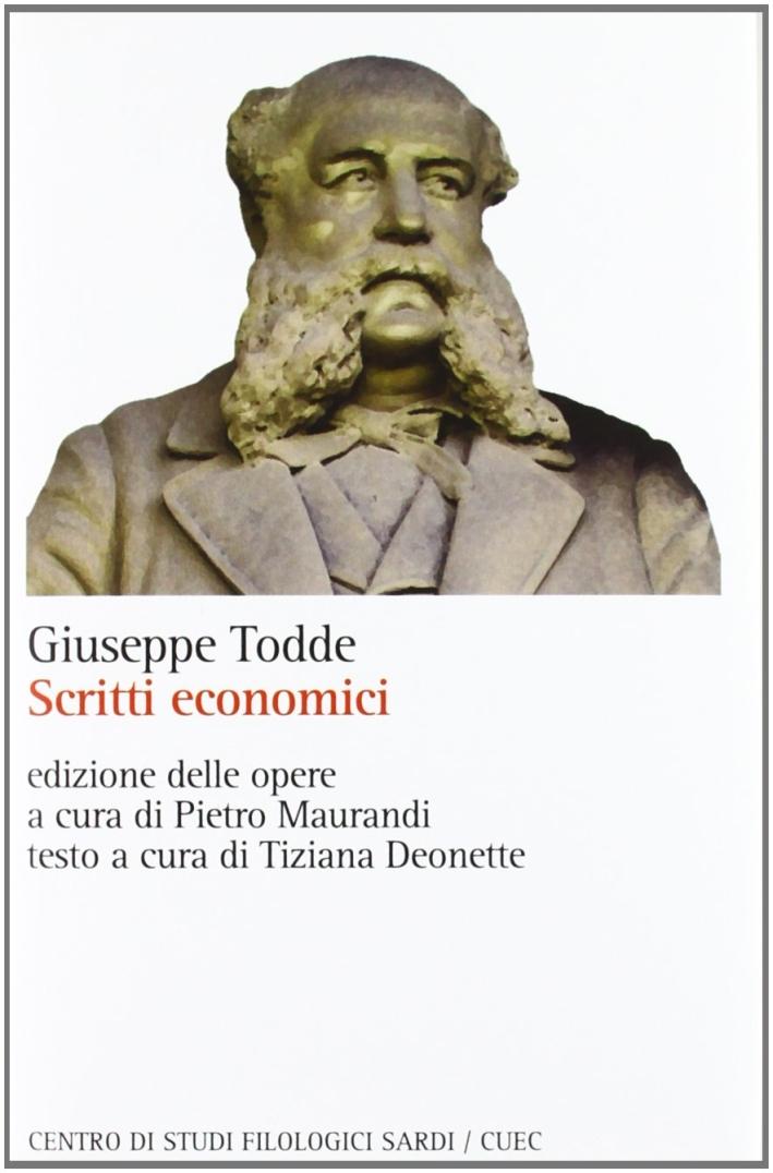 Giuseppe Todde. Scritti economici. Vol. 2