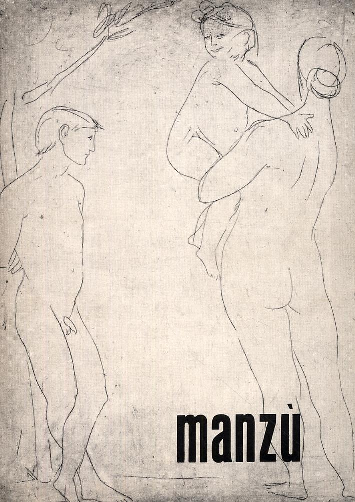 Giacomo Manzù. Acqueforti e litografie