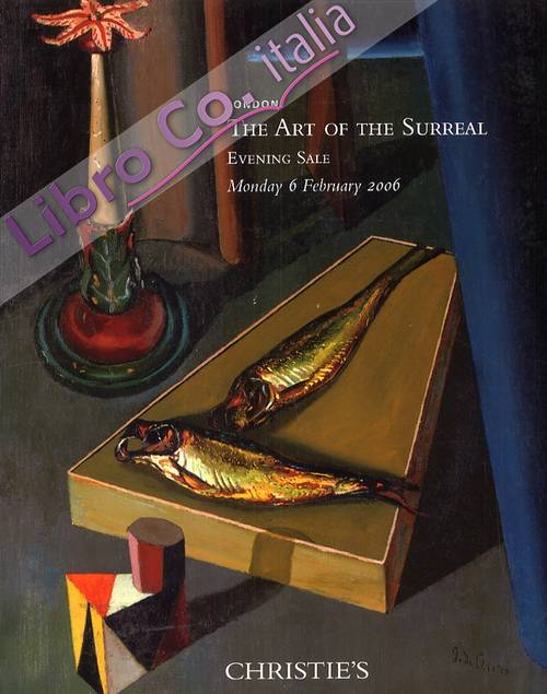 The Art of the Surreal Evening Sale. Monday 6 February 2006