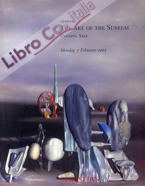 The Art of the Surreal Evening Sale. Monday 7 February 2005