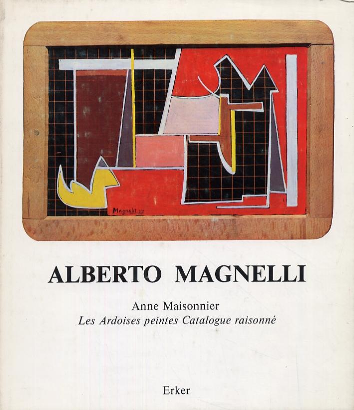 Alberto Magnelli. Les Ardoises peintes