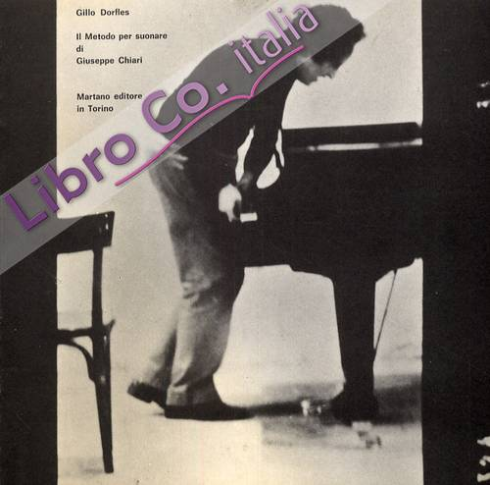 Il metodo per suonare di Giuseppe Chiari