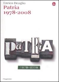 Patria 1978-2008.