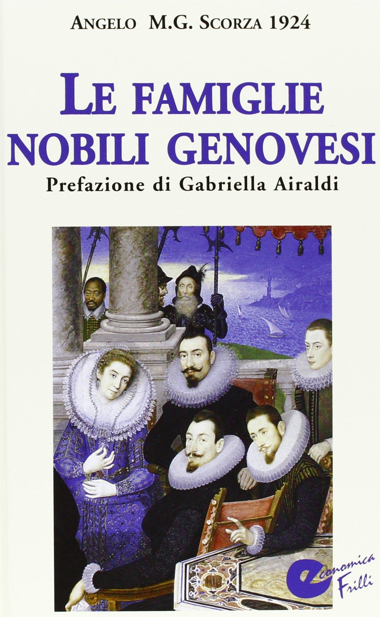 Famiglie nobili genovesi