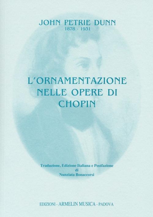 L'ornamentazione nelle opere di Chopin