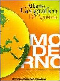 Atlante geografico moderno. Ediz. illustrata