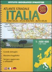 Atlante stradale Italia 1:600.000.