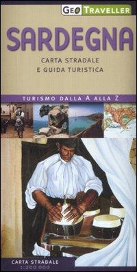 Sardegna. Carta Stradale e Guida Turistica. 1:200.000