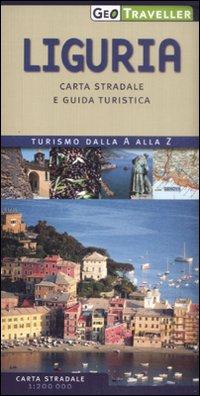 Liguria. Carta Stradale e Guida Turistica. 1:200.000.