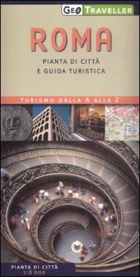Roma. Carta Stradale e Guida Turistica. 1:8.000