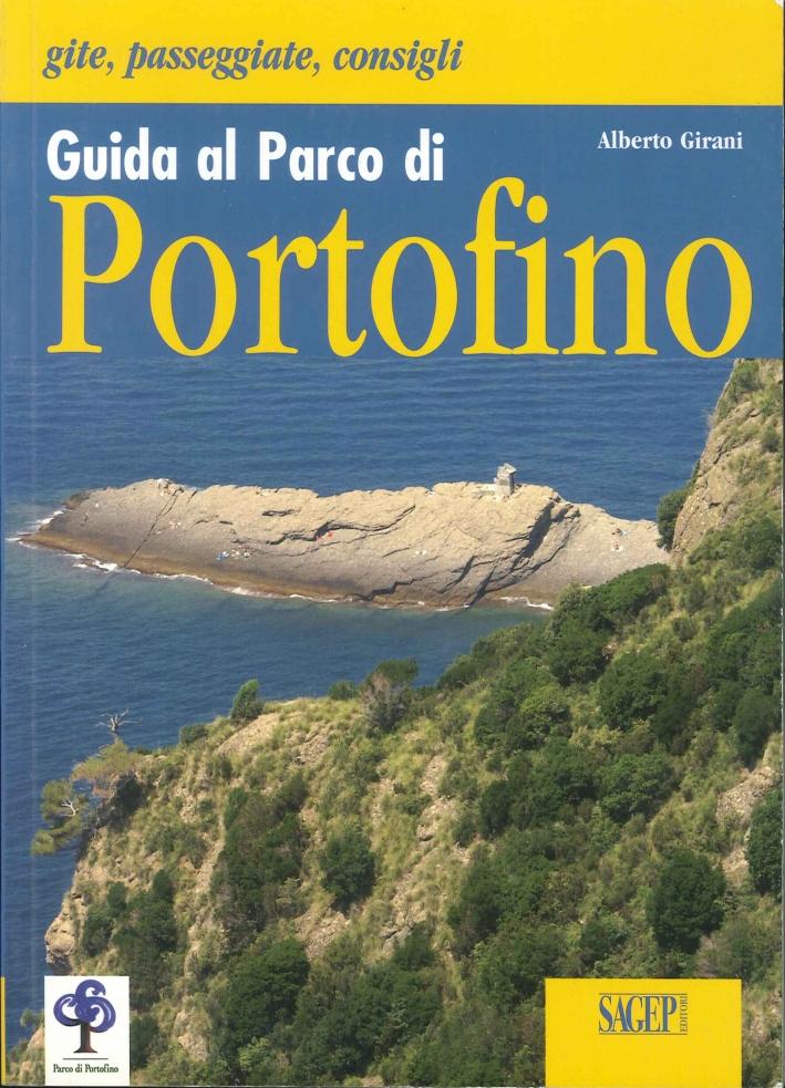 Guida al parco di Portofino. Con cartina.