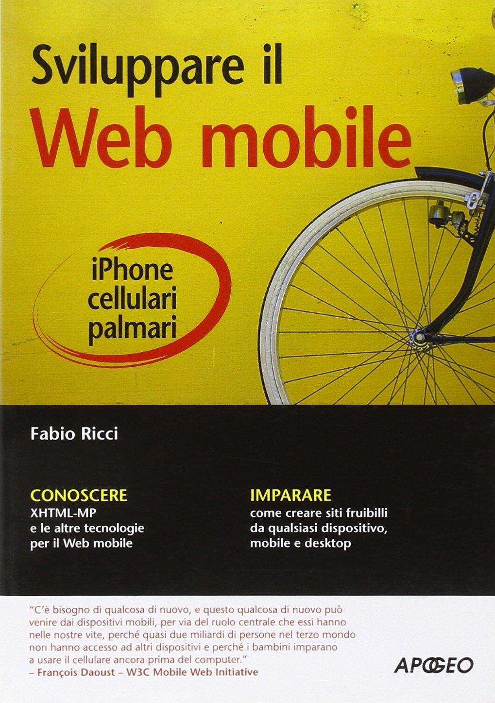 Sviluppare il web mobile