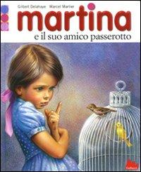 Martina e il Suo Amico Passerotto
