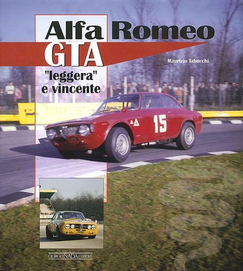 Alfa Romeo GTA.