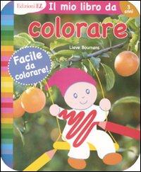 Il mio libro da colorare. Gnomo. Ediz. illustrata