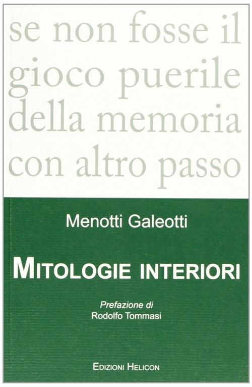Mitologie interiori