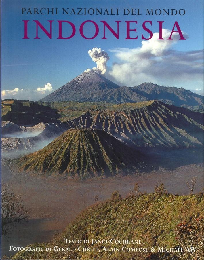 Parchi nazionali del mondo: Indonesia