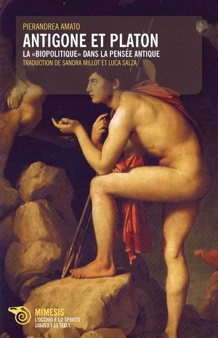 Antigone et Platon. La