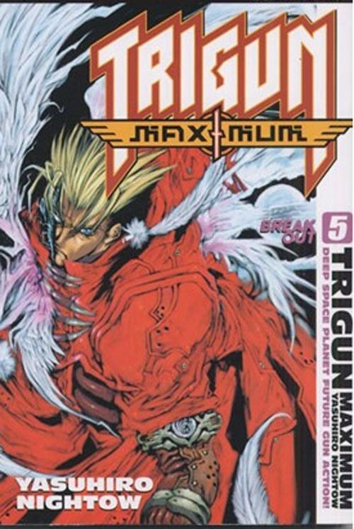 Trigun maximum. Vol. 5