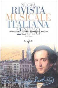 Nuova rivista musicale italiana (2008). Vol. 2
