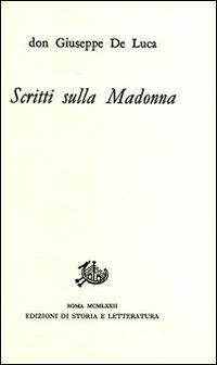 Scritti sulla Madonna