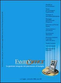 Family office (2006). Vol. 3: La riforma del sistema pensionistico