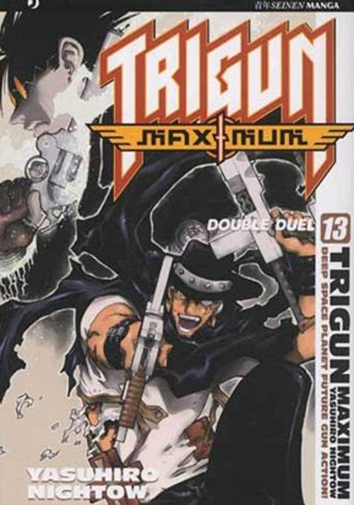 Trigun maximum. Vol. 13