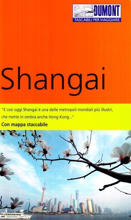 Shangai. Con Carta geografica ripiegata